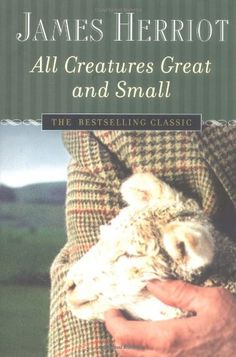 All Creatures Great and Small by James Herriot http://www.amazon.ca/dp/0312330855/ref=cm_sw_r_pi_dp_JK94tb0BX65SD