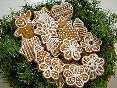 slovak gingerbreak cookie recipe