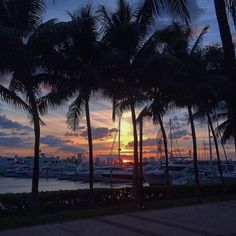 """Wherever I am, home or traveling, I'm always on the look-out for """"a sunset spot"""". Find out the best places to watch the sunset in Miami, Florida."""