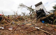 GALLERY: Typhoon Haiyan rips through islands in Philippines | Asia-Pacific | BDlive