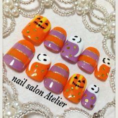 ネイル 画像 nail salon Atelier 鶴橋 665453