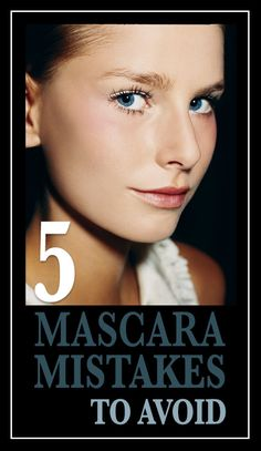5 Most Common Mascara Mistakes The 5 Most Common Mascara Mistakes: So you think you know how to apply mascara? But there are still a few pitfalls to avoid. Here, 5 expert tips for fluttery, flawless lashes every time. Best Drugstore Mascara, Best Mascara, Mascara Tips, How To Apply Mascara, How To Apply Makeup, Applying Mascara, Learn Makeup, Apply Eyeliner, Mary Kay