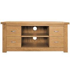 Richmond Oak Living Furniture Collection | Dunelm