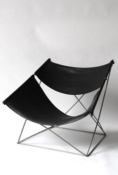 Butterfly armchair mode 675 (1964) | Pierre Paulin