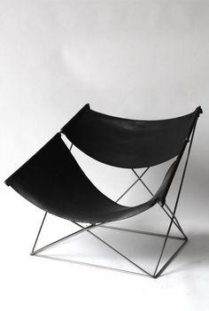 Butterfly armchair mode 675 (1964) | Pierre Paulin