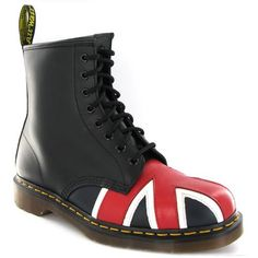 union jack clothes and shoes for babies | Dr Martens Boots - Union Jack 8 Hole Boots - Black | Dr Martens ...