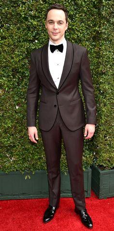 Emmy Awards 2014 Red Carpet Photos - Jim Parsons