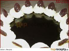 Čokoládová poleva na moučníky Pie Dish, Dishes, Cakes, Basket, Plate, Pastries, Torte, Tableware, Cutlery