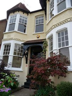 Edwardian house in London