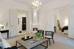 modern interiors and vintage decor ideas