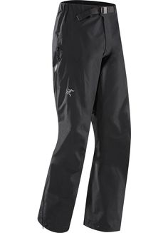 Arc teryx Zeta LT Pant - Men s Whether you re hiking through Olympic  National Park or exploring coastal BC 448effc97a