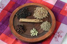 Coriander Powder, Powder Recipe, Masala Recipe, Red Chilli, Biryani, Garam Masala, Food 52, Chutney, Spices