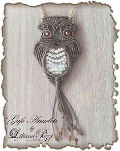 Buho - beautiful version of owl