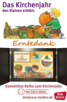 Kindergarten Portfolio, Kirchen, Baby, Autumn, Thanksgiving Parties, Primary School, Books For Kids, Religious Education, Baby Humor