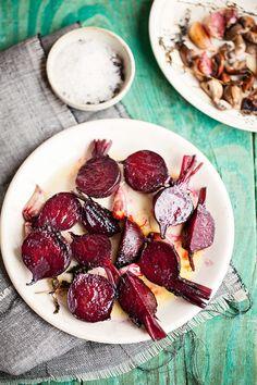 The authentic flavor of roasted vegetables | la casa sin tiempo