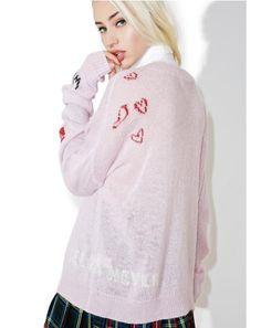 Girls Room Wordz Sweater