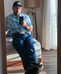 Hot Men Bodies, Hot Country Boys, Cowboys Men, Cowboy Outfits, Rednecks, Good Looking Men, Man Crush, Boy Fashion, Dapper