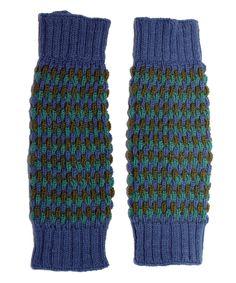 Look at this Blue & Grass Wool Hand-Knit Leg Warmers on today! Knit Leg Warmers, Hand Knitting, Grass, That Look, Socks, Legs, Wool, Blue, Fashion