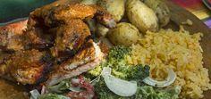 Authentic Guatemala Food in Antigua
