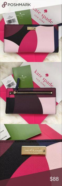 kate spade wallet Cute! Cute! Brand new kate spade wallet. kate spade Bags Wallets