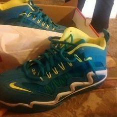 59978a0d95 Nike Shoes | Nike Mens Shoes ( Ken Griffey Jr) | Color: Black | Size: 12
