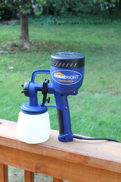 Enter to win a HomeRight Finish Max Paint Sprayer!