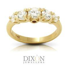 Custom Graduated Diamond Engagement Ring with Garnet Accent Diamond Engagement Rings, Garnet, Wedding Rings, Jewels, Granada, Jewerly, Gemstones, Diamond Engagement Ring, Wedding Ring