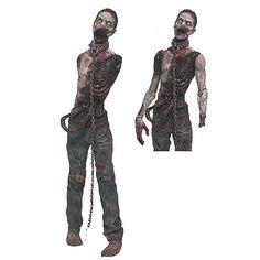 The Walking Dead Comic Series 2 Michonne's Pet Zombie Figure