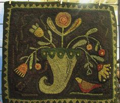 Find This Pin And More On Hooked Rugs By Debbiekbarnes.