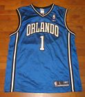 For Sale - NEW NWT Reebok NBA Basketball Jersey Tracy McGrady Orlando Magic #1 Size Large L - See More At http://sprtz.us/MagicEBay