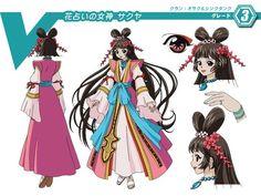 Goddess of Flower Divination, Sakuya/Oracle Think Tank