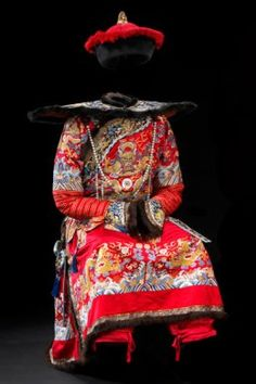 the last emperor movie costumes - Google Search
