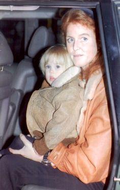 Fergie & Princess of York