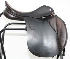 024 Second Hand Cliff Barnsby GP/Show saddle 17.5ins Medium/Wide, £425.00