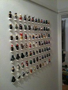 Practical, fun and beautiful! LEGO Display & Storage Ideas #triedandtestedbymums