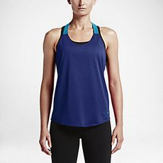 Nike Elastika Solid Women's Training Tank Top. Nike.com (UK)