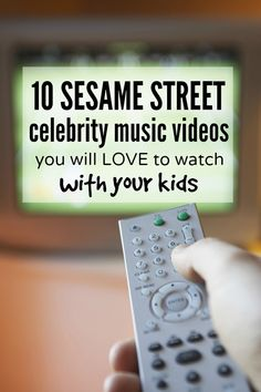 Whether you're having a bad day, or just cannot be bothered to get off the couch, this collection of celebrity Sesame Street music videos is just what you and your kids need to get through the day. 3 and 6 are my favorites! Craft Activities For Kids, Toddler Activities, Boredom Busters, Kids Corner, Having A Bad Day, Toddler Preschool, Fun Games, Parenting Hacks, Cute Kids