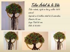 Plant Hanger, Natural, Lana, Home Decor, Fabrics, Tejidos, Beauty, Homemade Home Decor, Nature