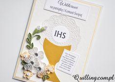 Dla Wiktora - quilling, greeting card, handmade card