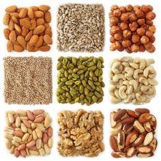 Здоровье: Чем полезны орехи?