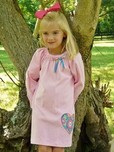 Aubrey Applique Heart Knit Dress Available at www.thetravelintrunk.com Receive 15% off using coupon code: PIN15