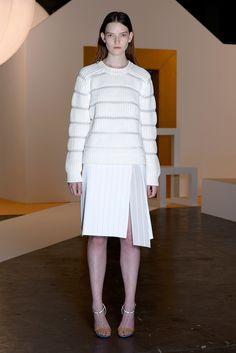 Jonathan Saunders Spring 2015 Menswear Fashion Show