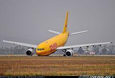 DHL Airbus A300B4-203