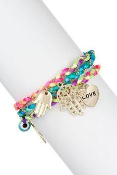 Gekleurde armbandjes
