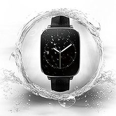 Zeblaze Crystal MTK2502 154 Pollici TP3D Singola Curvo Temperato Glass Screen Bluetooth 40 Impermeabile Smart Watch Supporta Health Tracking  Smart Reminding for iOS Android Silver w Black Strap >>> Find out more about the great product at the image link.