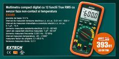Multimetru compact digital cu 12 functii True RMS cu senzor faza non-contact si temperatura EX355 EXTECH http://www.toolszone.ro/multimetru-compact-digital-cu-12-functii-true-rms-cu-senzor-faza-noncontact-si-temperatura-ex355-extech-p-30814.html