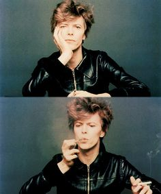 Timeless style. Bowie.