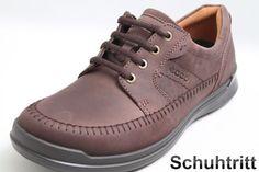 f0c064dedbae92 Hersteller  Ecco Modell  Schnür Schuhe Obermaterial  Nubuk Leder Farbe   Braun Innensohle  Herrausnehmbar - Leder Komfort Innenmaterial  Leder  Laufsohle  ...
