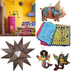 elestudio41:  Create this room with the help of El Estudio! #merida #meridayucatan #yucatan #yucatanpeninsula #mexico #mexicandecor #colorful #happy #handmade #homedecor #hechoamano #artesaniasmexicanas #hechoenmexico #madeinmexico #homedecorideas #decoraciondelhogar #decoracion #decor #mexicanfolkart #estrellas #punchedtin #starlights #banderas #papelpicado #pig #mermaid #handpainted #pintadoamano #sirena #laton #pink #retro #funstuff #fiesta  (at El Estudio)