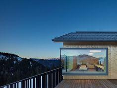 Gallery of Alpine Restaurant Schmiedhof Alm / ARSP - 1